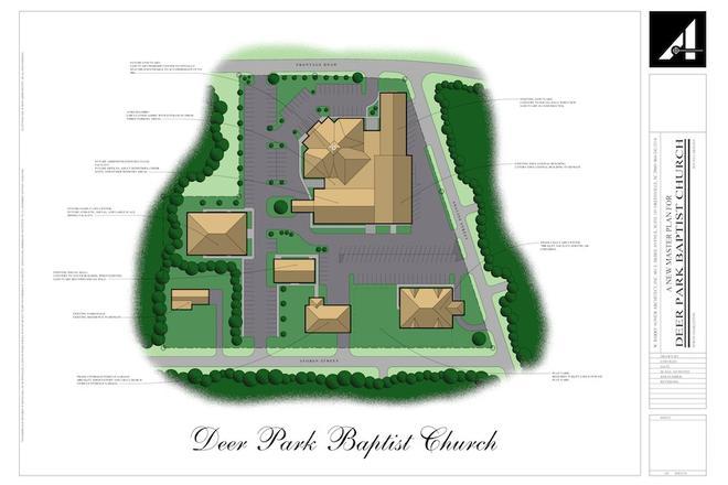 Deer Park Baptist Church Campus | Adeptus Architecture